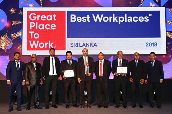 Ex-pack Shines at Great Place to work – 2018 awards ceremony