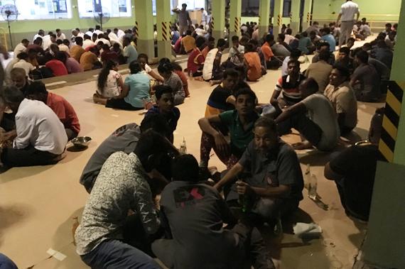 Ex-pack celebrates Ramazan Festival
