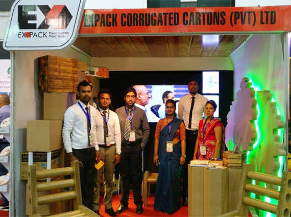 Lanka Pack 2018 – Packaging Exhibition